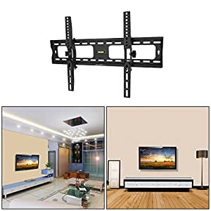 "iMounTEK Tilting TV Wall Mount Bracket For 37""- 70"" LED/LCD/OLED/Plasma Flat Screen TV. Full Motion Swivel Articulating Dual Arms, 132 LBS Hold- Sony/LG/Samsung/Panasonic/Vizio/Toshiba"