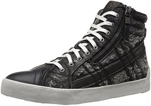 Diesel Men's D-Velows D-String Plus Denim Fashion Sneaker