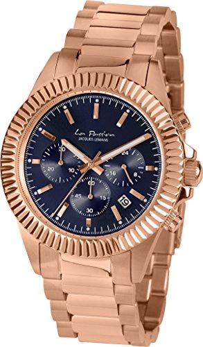 Jacques Lemans La Passion LP-111P Wristwatch for women With Swarovski crystals