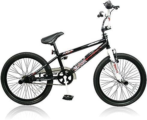 Devil-Bicicleta BMX, color negro: Amazon.es: Deportes y aire libre