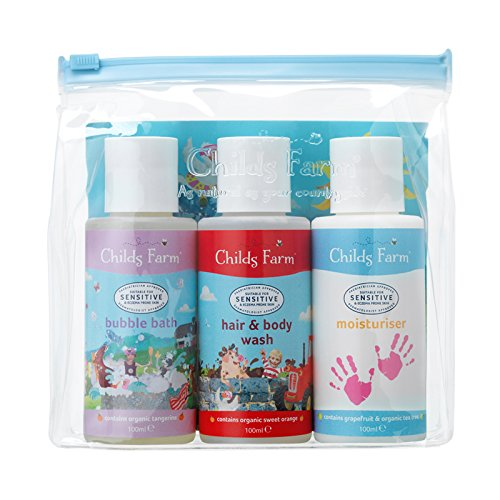 Childs Farm top to toesie kit 3 x 100ml Medichem International CF176