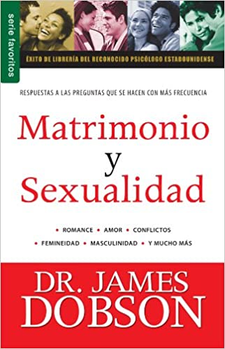 MATRIMONIO Y SEXUALIDAD DR. DOBSON(VOL1)