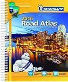 Michelin North America Road Atlas 2016, 14e