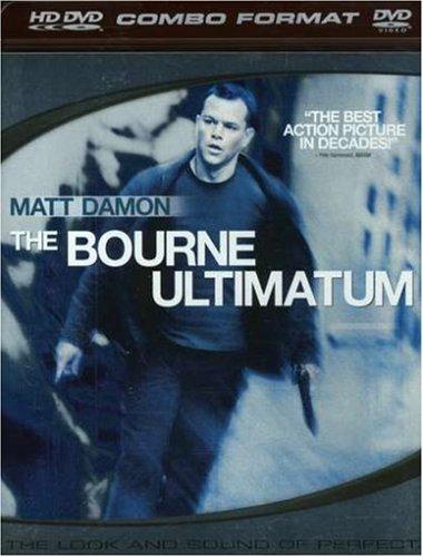 The Bourne Ultimatum (Combo HD DVD & Standard DVD Edition)