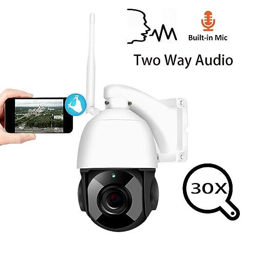 HD 1080P 4.5Inch 30X Zoom Ptz CCTV Cámara Domo De Velocidad ...