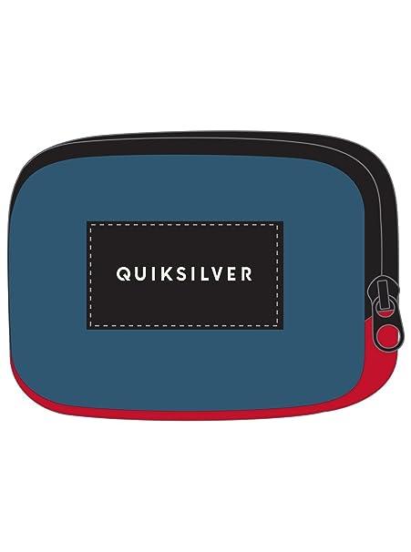 Quiksilver Monedero - Zip Coin Wallet - Monedero con Cremallera - Hombre: Amazon.es: Ropa y accesorios