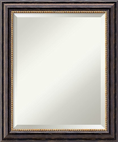 Bathroom Mirror Medium,  Tuscan Rustic: Outer Size 20 x 24