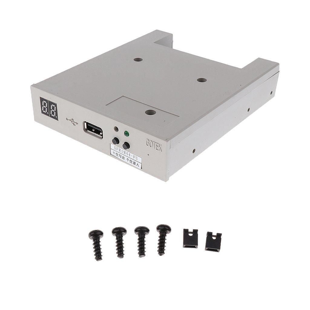 KESOTO Sfr1m44-fu USB Ssd Disquete Drive para La Máquina Textil ...