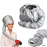 hair blow dryer with cap - Berucci Portable Hair Drying Styling Soft Cap Bonnet Hood Hat Blow Hair Dryer Attachment