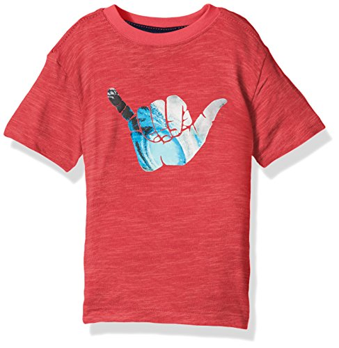 Gymboree Big Boys Graphic Tee  Alphabet Red  12