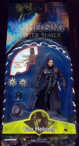 Van Helsing with Spinning Tojo Blades by Van Helsing (Blade Tojo)