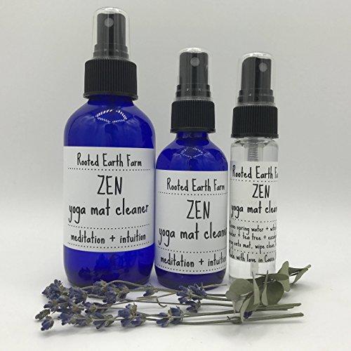 Body Mist Mix (Yoga Mat Cleaner, Zen Lavender Spray, Room and Body Mist)
