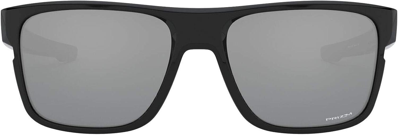 Oakley Men's Oo9371 Crossrange Asian Fit Square Sunglasses