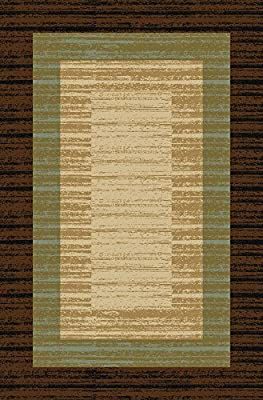 Maxy Home Hamam Collection Rubber Back Rectangle Area Rugs