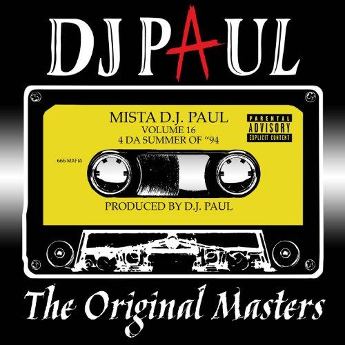 Volume 16: The Original Master...