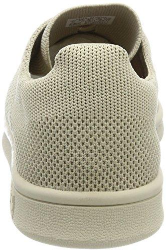 Adidas Unisex-volwassenen Stan Smith Pk Sneaker Beige (klei Bruin / Klei Bruin / Klei Bruin)