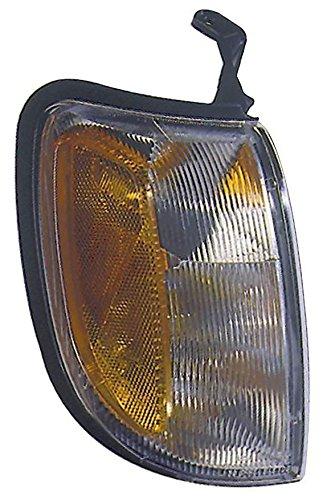 For Nissan Xterra 2000-2001 Right Side Marker Light Lamp As Lens & Housing