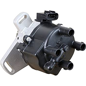 51g4fvtmM8L._SY355_ amazon com brand new complete ignition distributor w cap & rotor  at cos-gaming.co