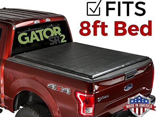 Gator Covers 2015 2018 Ford F150 5 5 Ft Bed Gator Sr2 Premium Roll Up Truck Bed Tonneau Cover 58313 Made In The Usa