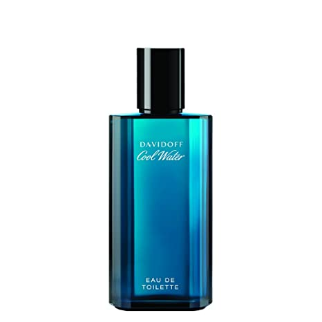 Amazon.com : Davidoff Cool Water Eau De Toilette Natural Spray 40ml/1.3oz : Beauty