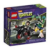 lego vending machine - LEGO, Teenage Mutant Ninja Turtles, Karai Bike Escape Building Set (79118)
