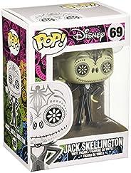 Funko Action Figure Disney Day of The Dead Jack Skellington