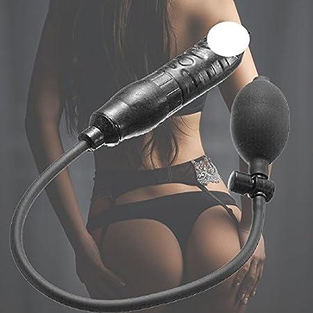 rackerose - Bomba Hinchable para el Cuidado del Cuerpo para ...