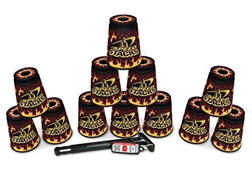 Speed Stacks Set - Black Flame ()