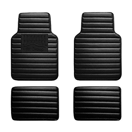 JDopption Blue Car Styling Rubber Gate Slot Pad Mat Cup Mat for Ford Mustang 2015 Up