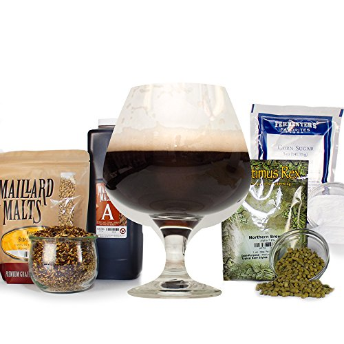 Imperial Stout Homebrew Beer Recipe Kit - Malt Extract, Ale