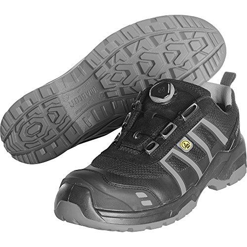 Mascotte F0125–773–09118–1045sicurezza scarpe, S1P, W10/10.5, nero/antracite chiaro