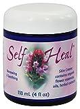 Flower Essence Services Self-Heal Cream Jar, 4