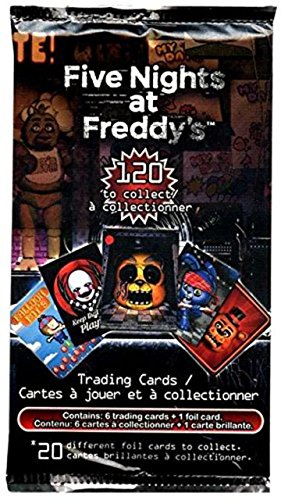 Five Nights at Freddy's Five Nights at Freddy's Trading Card Pack ()