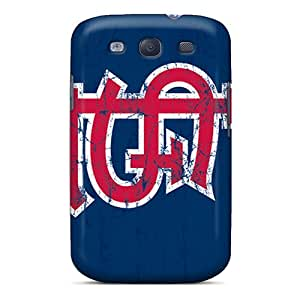 Fashion Tpu Case For Galaxy S3- St. Louis Cardinals Defender Case Cover