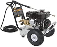 Mi-T-M WP-3200-0MHB Cold Water Direct Drive, 196cc Honda OHV Gasoline Engine, 3000 PSI Pressure Washer