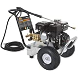 Mi-T-M WP-3000-4MHB Cold Water Direct Drive, 196cc Honda OHV Gasoline Engine, 3000 PSI Pressure Washer