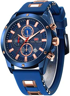 Watches Fashion Chronograph Waterproof Display product image