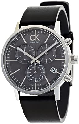 Calvin Klein Mens Post Minimal Watch K7627107