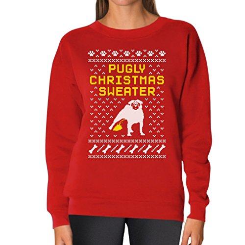 Pugly Christmas Sweater - Pug Ugly Christmas Sweater