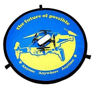 LaDicha 75Cm Landing Parking Apron Pad Universal FPV Drone Helipad ...