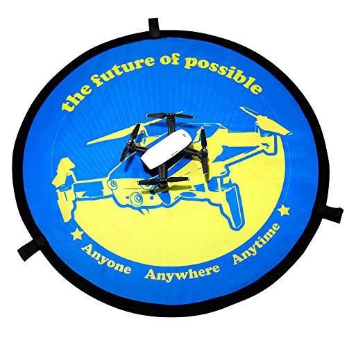 KINGDUO 75Cm Aterrizaje Estacionamiento Plataforma Pad Universal ...