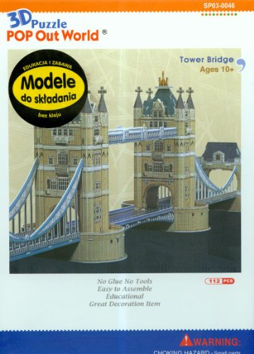 POP Out World - World Architecture Series