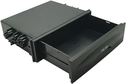 Amazon.es: Atreus - Caja de almacenamiento para radio estéreo de coche (1 DIN)