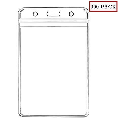 Amazon.com: Soporte de plástico transparente para tarjetas ...