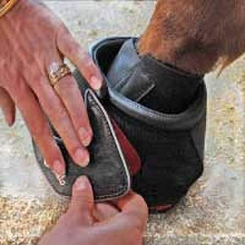 Toklat Simple Boot Pastern Wrap - Pair in Small by Toklat (Image #3)