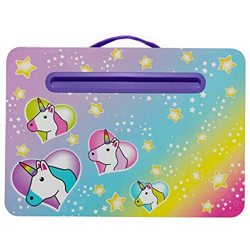 3C4G Unicorn Media Lap Desk (35983) by 3C4G