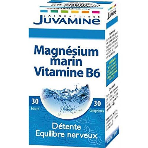 Vitarmonyl-magnesio marino vitamina B6, entretenimiento equilibrio nervioso, 30 unidades: Amazon.es: Belleza