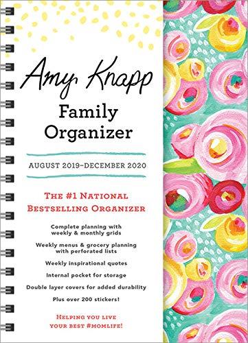 2020 Amy Knapp's Family Organizer: August 2019-December 2020