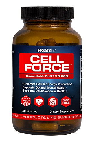 Infowars Life – Cell Force (120 Capsules) – Supports Increased Energy Production For Sale