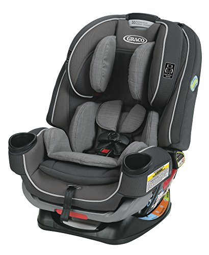 Graco 4Ever Extend2Fit 4-in-1 Convertible Car Seat, Passport Review